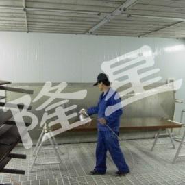 经济型喷漆室