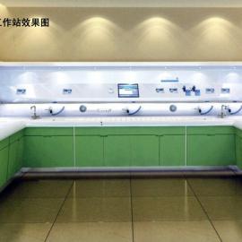 软镜清洗工作站