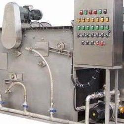 立毛纤维带式压滤机