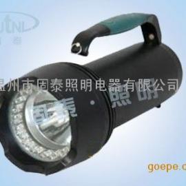 手提式防爆探照灯 GTBY6128 HID氙气防爆探照灯