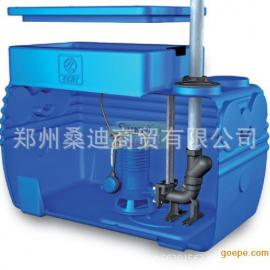 地下室卫生间污水提升装置|带切割系统污水提升装置