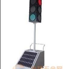 太阳能移动式信号灯、太阳能移动式黄闪灯