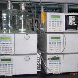 二手液相双泵液相色谱仪LC-10A