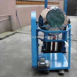 小型滚筒式搅料机,220V翻转式搅料机