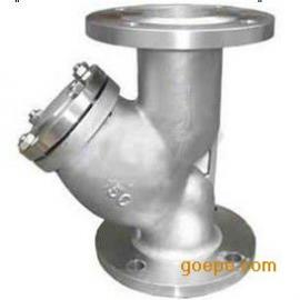 不锈钢Y型过滤器GL41W-16P