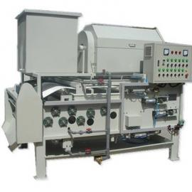 DQB不锈钢带式浓缩压榨过滤机
