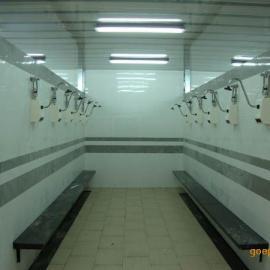 节水感应淋浴器