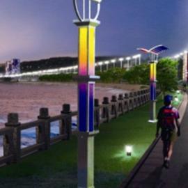 扬州景观灯