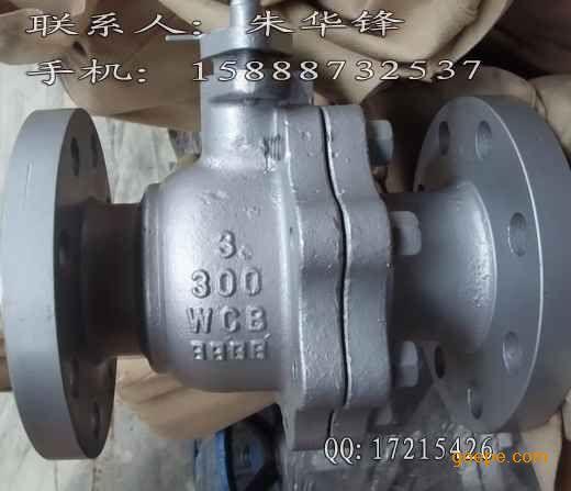 美标碳钢球阀图片