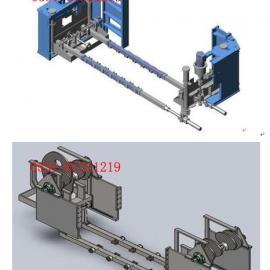 冲压机  多工位压机主动化送料系统