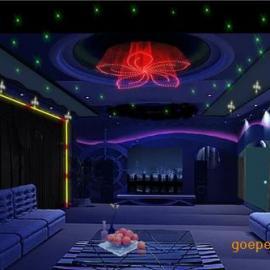 光纤满天星,光导纤维,光纤丝灯,光纤灯饰,发光光纤灯