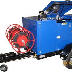 柴油引擎式热水高压清洗机