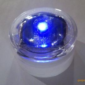 兰州市太阳能装饰灯QH-01B 蓝色