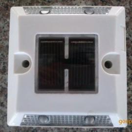 兰州厂家供应太阳能道钉,白色客体