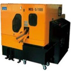 高速切割机NCS-5/100硬质合金圆盘锯床切割机