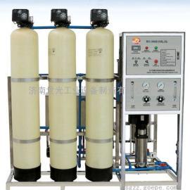 2000L单级反渗透纯水机