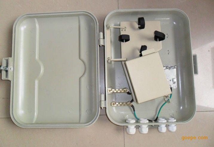 室外挂杆式分路箱,室内冷轧板光分路箱,光纤壁挂箱