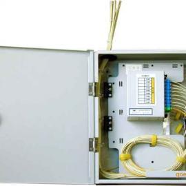壁嵌式光分路箱,无跳接光揽交接箱,ODF配线箱