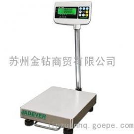 济宁TCS-300kg电子称/300公斤上下限报警台秤