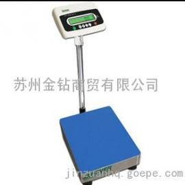 单个窗口电子称,带立杆电子称,150kg带杆台秤