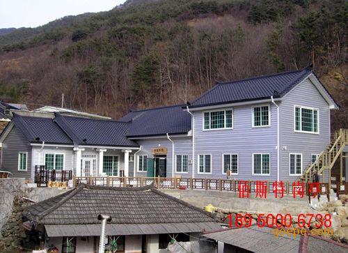 新农村别墅,私家别墅,钢结构别墅