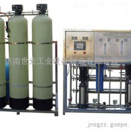 500L双级反渗透纯水机