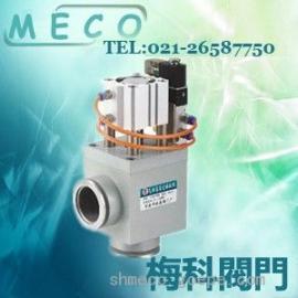 GDQ-J(b)-A型系列气动高真空挡板阀(带波纹管密封)