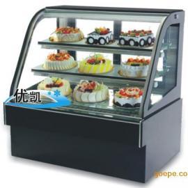 成都蛋糕展示柜,绵阳/德阳蛋糕展示柜-合肥优凯制冷设备
