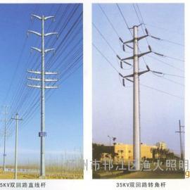 扬州交通信号灯,监控杆,标示牌