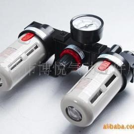 亚德客气动元件气源处理三联件 三联体组合BC4000