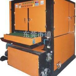 86钢板自动拉丝机