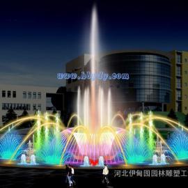 音乐喷泉001
