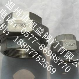 不锈钢螺纹活接头#316丝扣活接头#不锈钢高压由任#
