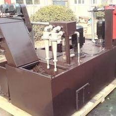 磨削液循环站带制冷机