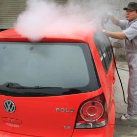 汽车蒸汽清洗机 超高压蒸汽洗车机