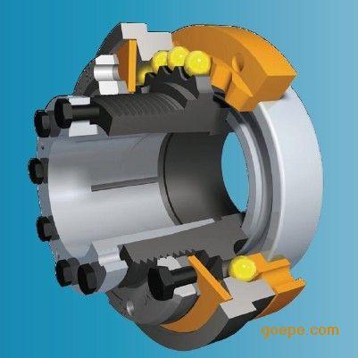 通用机械 机床附件 >> 钢球式扭力限制器,扭力限制器,安全离合器