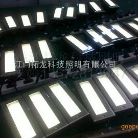 3W5W�L�l方形LED200*80mm�l形白光地埋��