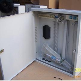壁挂式72芯多媒体配线箱,96芯壁挂式多媒体箱