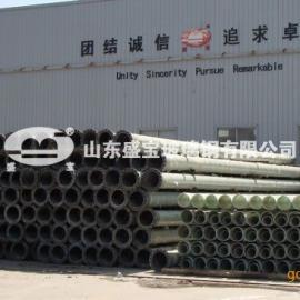 玻璃钢工艺管道生产厂家 输水管道