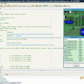 AVR编译器(IDE)