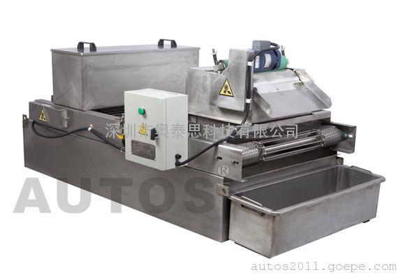 满足对冷却液温度要求比较严格的主机;   4,增加磁性分离器