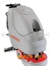 Simpla 50E手推式全自动洗地机
