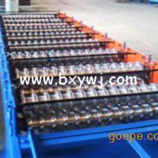 博翔压瓦机信誉好850型彩钢压瓦机设备