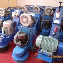 二合一环保地坪打磨机,打磨除尘一体环氧地坪打磨机