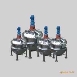 真空刮壁式熬糖锅、蒸煮锅