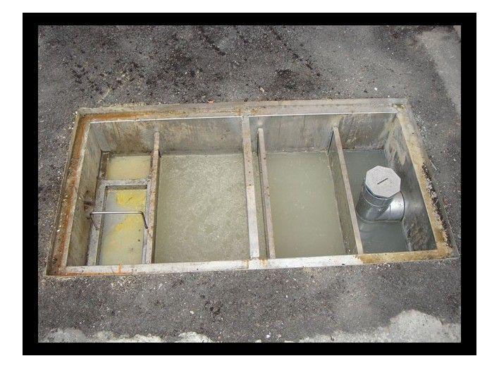 餐饮油水分离器,餐饮油水分离