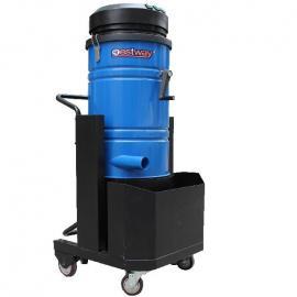 百特威工厂用吸尘器,单相三马达工业吸尘器