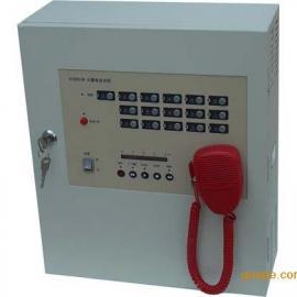 厂家直供壁挂式多线消防电话主机(壁挂式消防通讯主机)