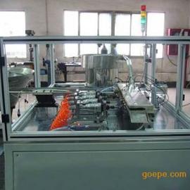 多工位自动扭螺丝机