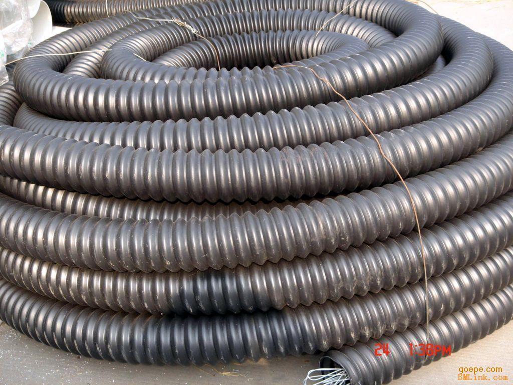 PE碳素螺纹管